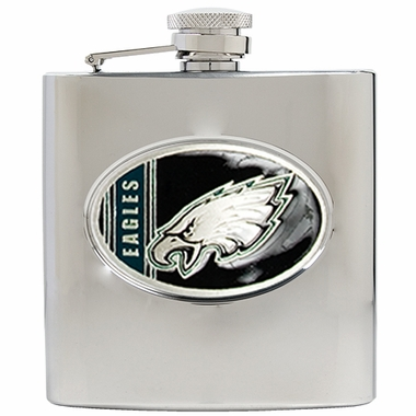 Philadelphia Eagles 6 oz. Hip Flask