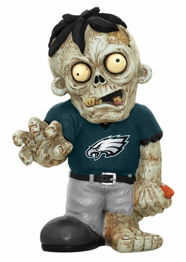 Philadelphia Eagles 8.5 Inch Zombie Figurine