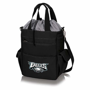 Philadelphia Eagles Activo Tote (Black)