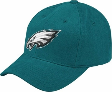 Philadelphia Eagles Basic Logo Adjustable Cotton Hat