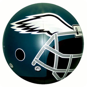 Philadelphia Eagles Beach Ball