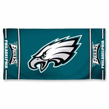 Philadelphia Eagles Beach Towel