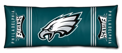 Philadelphia Eagles Body Pillow
