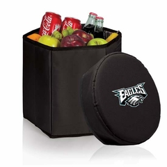 Philadelphia Eagles  Bongo Cooler / Seat (Black)