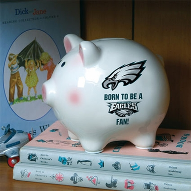 Philadelphia Eagles (Born to Be) Piggy Bank