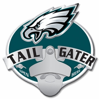 Philadelphia Eagles Bottle Opener Hitch Cover