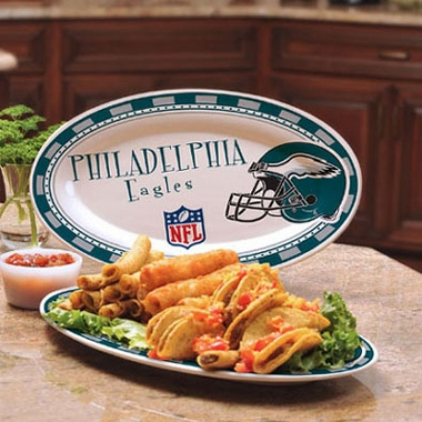 Philadelphia Eagles Ceramic Platter