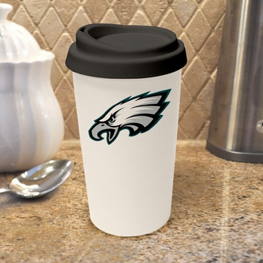 Philadelphia Eagles Ceramic Travel Cup