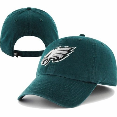 Philadelphia Eagles Cleanup Adjustable Hat
