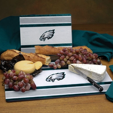 Philadelphia Eagles Cutting Board Set