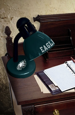 Philadelphia Eagles Dorm Lamp