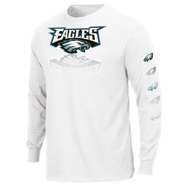 Philadelphia Eagles Dual Threat III L/S T-Shirt
