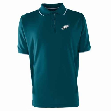 Philadelphia Eagles Mens Elite Polo Shirt (Team Color: Teal)