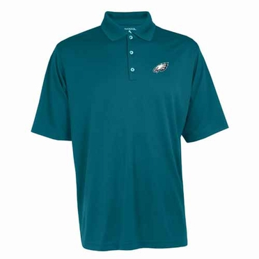 Philadelphia Eagles Mens Exceed Polo (Team Color: Teal)