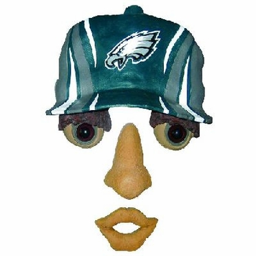 Philadelphia Eagles Forest Face