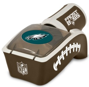 Philadelphia Eagles Frost Boss Beverage Chiller