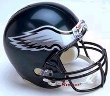 Philadelphia Eagles Full Sized Replica Helmet