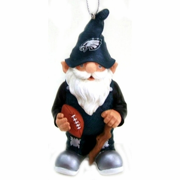 Philadelphia Eagles Gnome Christmas Ornament
