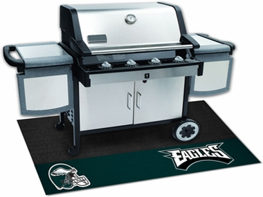 Philadelphia Eagles Grill Mat
