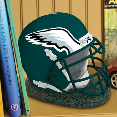 Philadelphia Eagles Helmet Shaped Bank