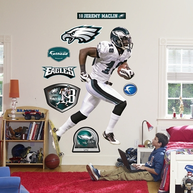 Philadelphia Eagles Jeremy Maclin Fathead Wall Graphic