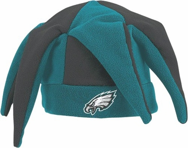 Philadelphia Eagles Jester Fleece Hat