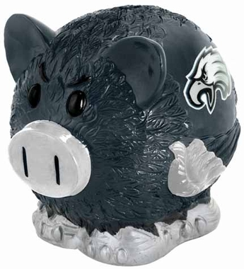 Philadelphia Eagles Large Thematic Piggy Bank