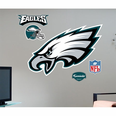 Philadelphia Eagles Logo Fathead Wall Graphic