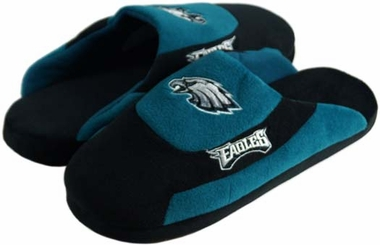 Philadelphia Eagles Low Pro Scuff Slippers