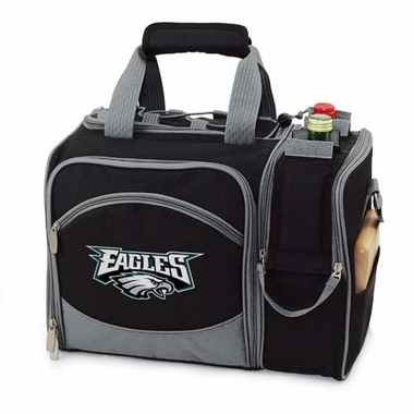 Philadelphia Eagles Malibu Picnic Cooler (Black)
