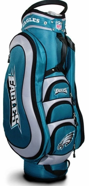 Philadelphia Eagles Medalist Cart Bag