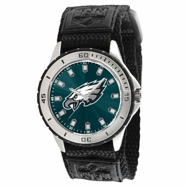 Philadelphia Eagles Mens Veteran Watch