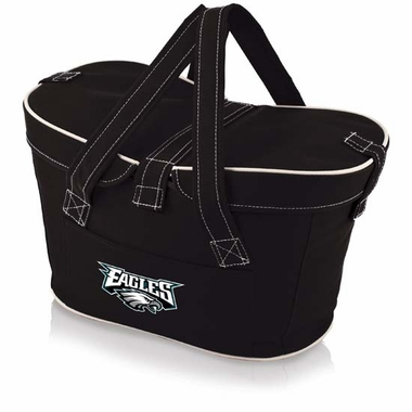Philadelphia Eagles Mercado Picnic Basket (Black)