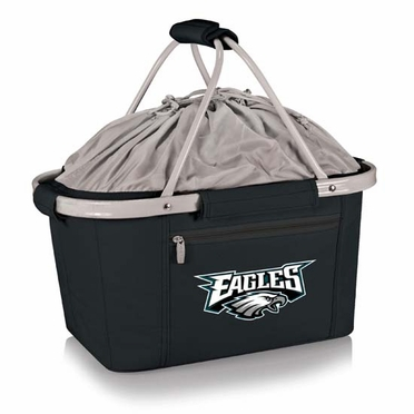 Philadelphia Eagles Metro Basket (Black)
