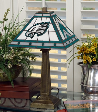 Philadelphia Eagles Mission Lamp