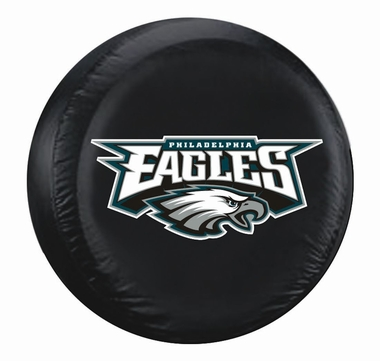 Philadelphia Eagles Tire Cover (Large Size)