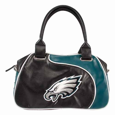 Philadelphia Eagles Perf-ect Bowler Purse