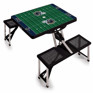Philadelphia Eagles Picnic Table Sport (Black)
