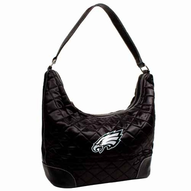 Philadelphia Eagles Quilted Hobo Purse