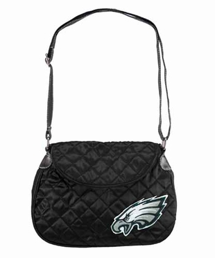 Philadelphia Eagles Quilted Saddlebag