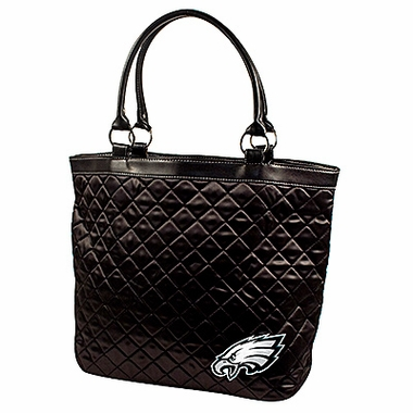 Philadelphia Eagles Quilted Tote