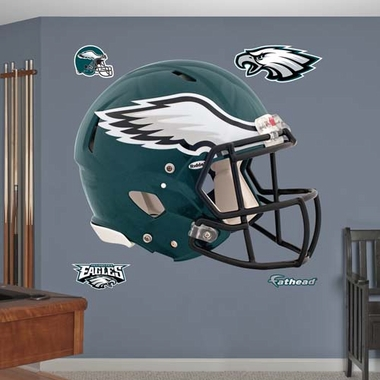 Philadelphia Eagles Revolution Helmet Fathead Wall Graphic