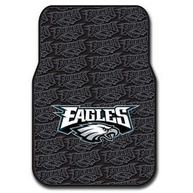 Philadelphia Eagles Set of Rubber Floor Mats