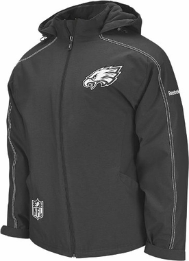 Philadelphia Eagles Sideline Static Storm Heavyweight Jacket