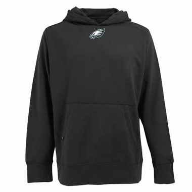 Philadelphia Eagles Mens Signature Hooded Sweatshirt (Alternate Color: Black)