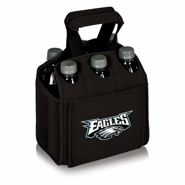 Philadelphia Eagles Six Pack (Black)