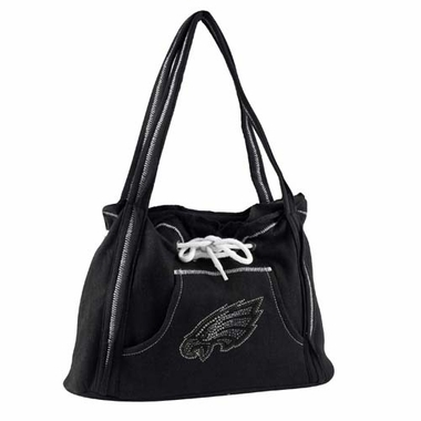 Philadelphia Eagles Sport Noir Hoodie Purse