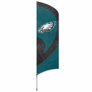 Philadelphia Eagles Tall Team Flag