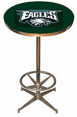 Philadelphia Eagles Team Pub Table