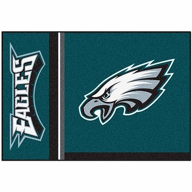 Philadelphia Eagles Uniform Inspired 20 x 30 Rug